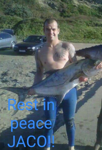 Jaco Breedt RIP
